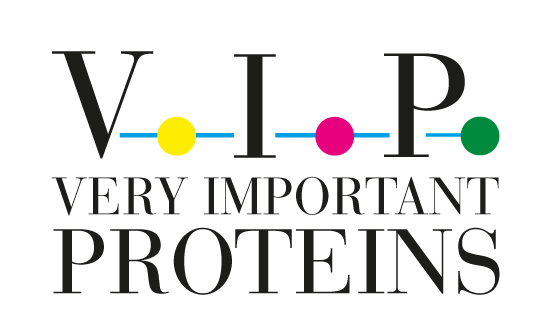 V.I.P. - Very Important Proteins