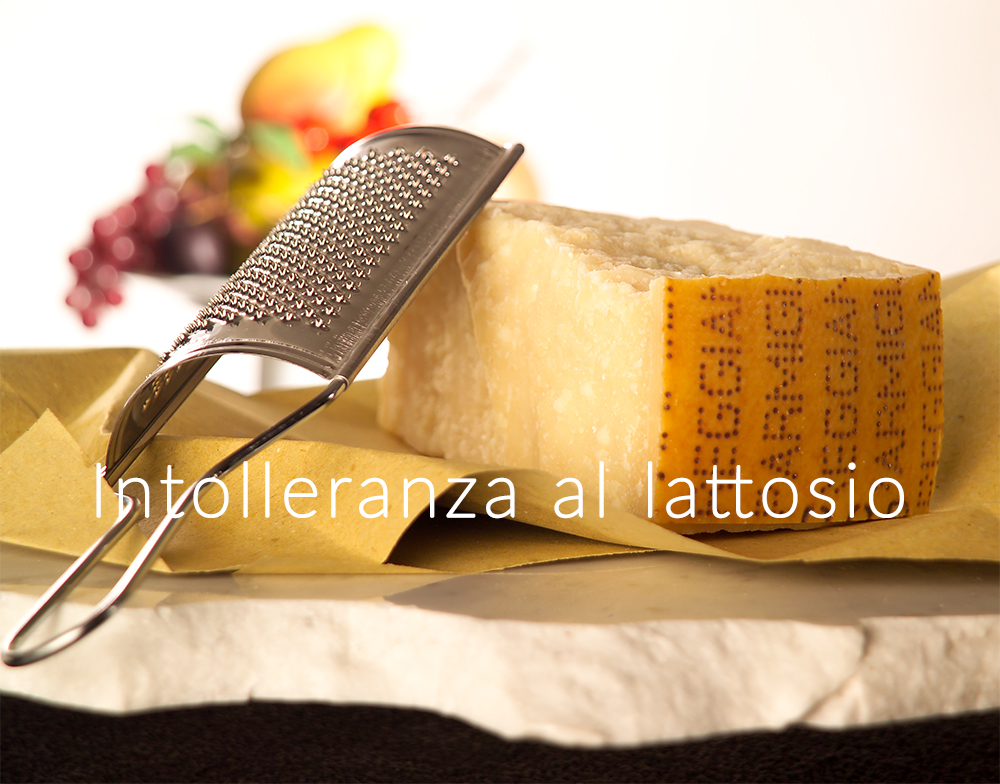 Intolleranza parmigiano